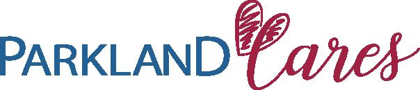Parkland Cares logo