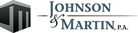 Johnson & Martin, P.A. logo