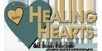 Bobby Resciniti Healing Hearts Foundation logo