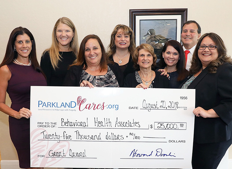 Behavioral health Associates Grant Award