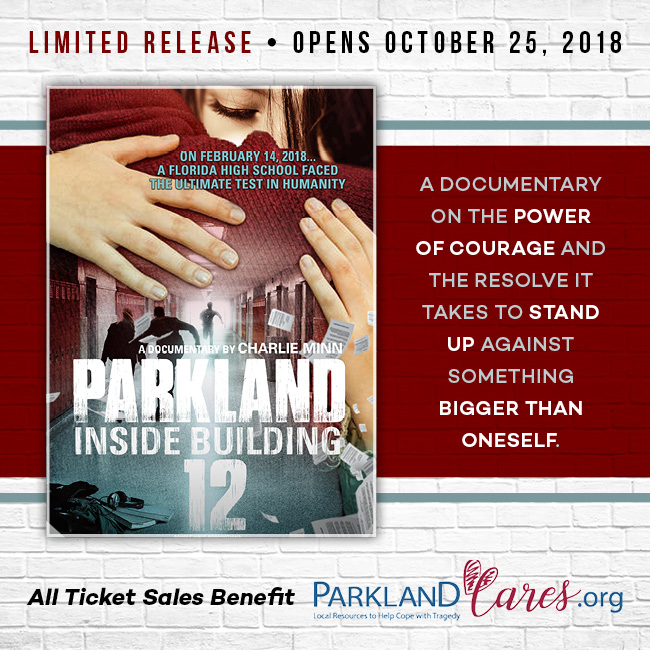 Parkland: Inside Building 12 documentary