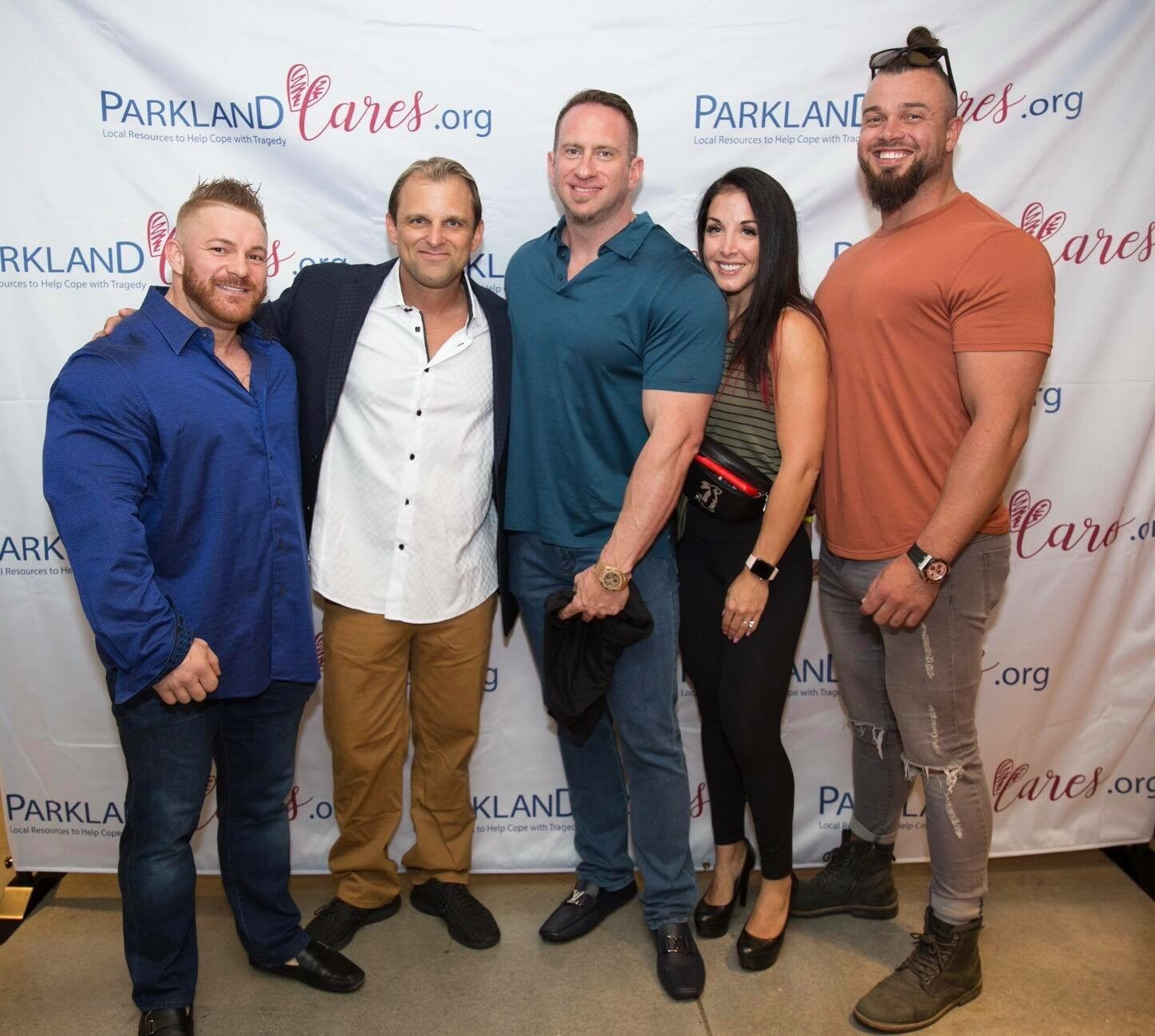 Dan Solomon and Friends at Parkland Cares event