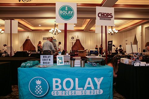 Bolay So Fresh So Bold stand