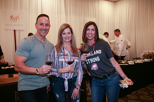 Friends at the One Beat CPR + AED 2nd annual We Are Stoneman Douglas event