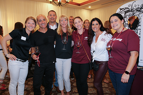 Group photo from the One Beat CPR + AED 2nd annual We Are Stoneman Douglas event
