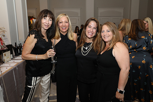 Debi Weisman and friends