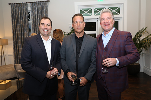 Group photo of 3 men