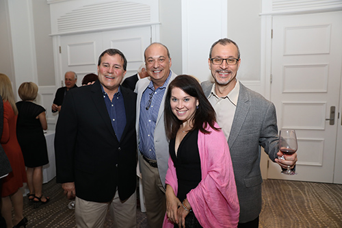 Howard Dvorkin and friends