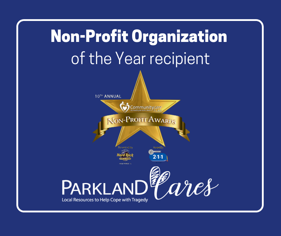Non-Profit Organization of the Year recipient