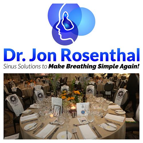 Dr. Jon Rosenthal collage
